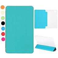 Tri-fold Stand Auto Sleep/Wake Leather Case for Samsung Galaxy Tab Pro 8.4 T320