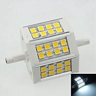 お買い得  LED コーン型電球-SENCART R7S LEDビーズ ナチュラルホワイト 100-240V