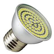 お買い得  LED スポットライト-スポット電球(交流220V)を率い80x3528smdlohas®E27 4ワット310-340lm 6000-6500K冷たい白色光