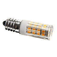 お買い得  LED コーン型電球-1個 300-350 lm E14 LEDコーン型電球 T 51 LEDビーズ SMD 2835 装飾用 温白色 / クールホワイト 220-240 V