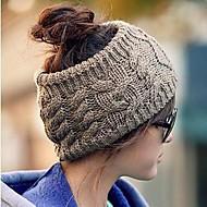 женская полая шерсть шляпа