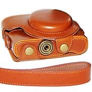 halpa -dengpin® nahka kameralaukku öljy ihoa olkahihna Sony dcs-RX100 ii m2 m3 RX100 iii RX100