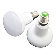 お買い得  LED ボール型電球-つや消しカバーAC 100-240VキノコランプE14 6ワット10x5730smd 535lm電球白い暖かい白