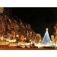 olcso -vízálló 10m 5w 100led meleg fehér és hideg fehér fény led fény dekoráció sztring fény (220v)