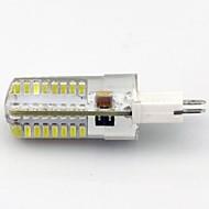 voordelige Koop meer, bespaar meer-3W G9 64 leds SMD 3014 200-250lm Warm wit Koel wit AC 220-240
