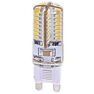 お買い得  LED コーン型電球-YWXLIGHT® 360 lm G9 LEDコーン型電球 T 64 LEDの SMD 3014 温白色 AC 100-240V