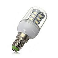 お買い得  LED コーン型電球-2800-3000/6000-6500 lm E14 LEDスポットライト 27 LEDの SMD 5730 温白色 クールホワイト AC 220-240V