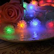 Χαμηλού Κόστους Πρωτότυπα φωτιστικά LED-1pack lm Φώτα σε Κορδόνι leds LED Υψηλης Ισχύος Αδιάβροχη Διακοσμητικό 220 V