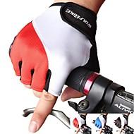 West biking Aktivitets- / Sportshandsker Cykelhandsker Vindtæt Ultraviolet Resistent Åndbart Slidsikkert Beskyttende Fingerløs Spandex