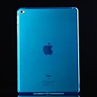 お買い得  iPadアクセサリ-ipad空気2 ipadのケース/カバーのための透明なtpuソフト保護ケース
