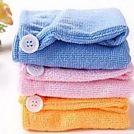 Ręcznik kąpielowy Niebieski / Różowy / Purpurowy / Żółty,Stały Wysoka jakość 100% Micro Fiber Ręcznik