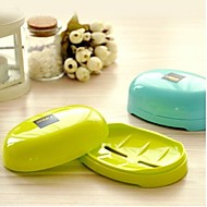 Soap Dishes Shower Plastic Multi-function / Eco-Friendly / Travel