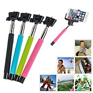 Monopod Smart Remotes Adjustable For Action Camera Gopro 5 Stainless Steel