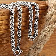 preiswerte Schmuck & Armbanduhren-Ketten - Titanstahl Drache Einzigartiges Design, Modisch Modische Halsketten Schmuck 1pc Für Weihnachts Geschenke, Hochzeit, Party