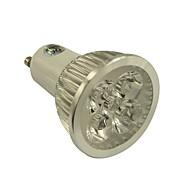 baratos Lâmpadas de Foco de LED-4 W 350-450 lm GU10 Lâmpadas de Foco de LED 4 Contas LED LED de Alta Potência Branco Quente / Branco Frio / Branco Natural 85-265 V / RoHs