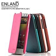 promocyjne osiem ilo przypadki serii telefon skórzane dla htc G21 (różne kolory)