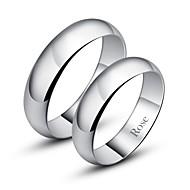 Personlig Smykker-Kærester-sølv- iRinge