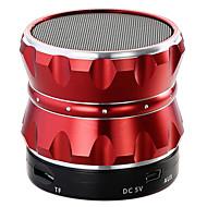 preiswerte Lautsprecher-Outdoor Indoor Dockstation Bluetooth Tragbar Kabellos Bluetooth 3.0 3.5 mm AUX Lautsprecher für Regale Gold Schwarz Silber Rot Blau