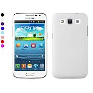 Na Samsung Galaxy Etui Szron Kılıf Etui na tył Kılıf Jeden kolor PC Samsung Win