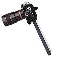 8X18 mm Tek Gözlü Dürbün Yüksek Tanımlama Genel Kullanım Çocuk Oyuncak Ceptelefonu BAK4 Powłoka wielowarstwowa