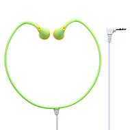 levne -YD-108 EARBUD Kabel Sluchátka Plastický Mobilní telefon Sluchátko Sluchátka