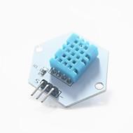 Arduinoのためのデジタル温度/湿度測定試験モジュール - 青+白