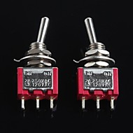 Toggle Switches(2Pcs)