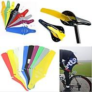 자전거 자전거 흙 받이 사이클링 / 산악 자전거 / 도로 자전거 / 고정 기어 자전거 / 레크 리에이션 사이클 블랙 / 레드 / 블루 / 노란색 / 화이트 / 그린 / 그레이 / 오렌지 / 퍼플 / 투명 플라스틱 / PVCWEST BIIKING