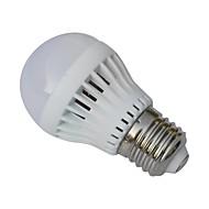 e26 / e27 led bulbos de globo 6 smd 5730 230-250lm blanco cálido blanco frío 3000-3200k / 6000-6500k ac 85-265v