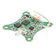 h7 rc Quadrokopter reservedele receiver bord h7-04