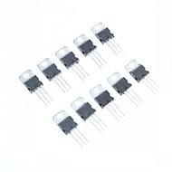 LM317 TO-220 Voltage Regulator IC Transistor LM317T  15V (10PCS)