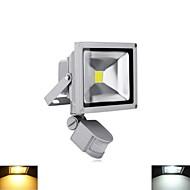 abordables Focos LED-20W Focos LED 1 LED de Alta Potencia 2800-6500 lm Blanco Cálido / Blanco Fresco Sensor AC 85-265 / AC 100-240 / AC 110-130 V 1 pieza