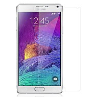 Высокое разрешение/Защита от царапин/Противоударное закаленное стекло - Screen Protector - для Samsung Galaxy Note 4