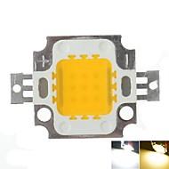 お買い得  70% 割プラス-1枚 COB 900 LEDチップ アルミ 10W