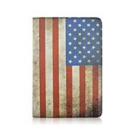 Omena iPad Air 2 - Kansallinen lippu - PU-nahka - Värivailkoima