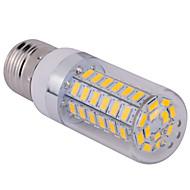 お買い得  LED コーン型電球-YWXLIGHT® 1個 10 W 1500 lm E26 / E27 LEDコーン型電球 T 60 LEDビーズ SMD 5730 温白色 / クールホワイト 220 V / 110 V / 1個