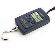 baratos -Balança de bolso com balanço digital de 40 kg