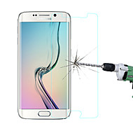 Недорогие Чехлы и кейсы для Galaxy S-Защитная плёнка для экрана Samsung Galaxy для S6 edge Закаленное стекло Защитная пленка для экрана