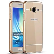 Недорогие Чехлы и кейсы для Galaxy A7(2016)-Кейс для Назначение SSamsung Galaxy Кейс для  Samsung Galaxy Покрытие Кейс на заднюю панель Однотонный Твердый Акрил для A9(2016) / A7(2016) / A5(2016)