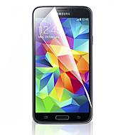Недорогие Чехлы и кейсы для Galaxy S-Защитная плёнка для экрана Samsung Galaxy для S5 Mini PET Защитная пленка для экрана HD