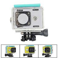 저렴한 -방수 하우징 케이스 방수 에 대한 액션 카메라 Xiaomi Camera 사냥과 낚시 보트 카약 웨이크보드 잠수 서핑
