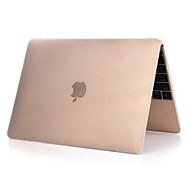 """2015 Najnowszy wysokiej jakości polimerowe pełnym kolorze matowego ciała przypadku MacBook 12 """"retina"""