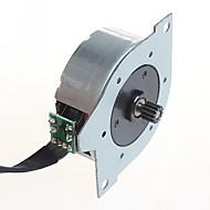 お買い得  Arduino 用アクセサリー-ラウンド42プリンタステッピングモータの高トルクステッパモータ