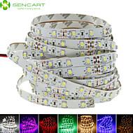 billiga -hkv® 5m 3528led 300led röd grön blå varm vit cool vit flexibel led ljusstrålar dc 12v ledd diod tejp lampa