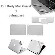 topkwaliteit splinter ultraslanke full body guard en palmguard met pakket voor MacBook Pro 13.3 inch
