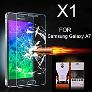 Конечная амортизация протектор экрана для Samsung Galaxy A7 (1шт)