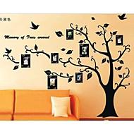 fotolijst boom muurstickers zooyoo2141 kinderkamer muur kunst woonkamer muuroverdrukplaatjes