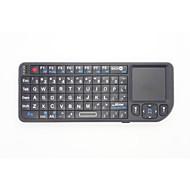 abordables Teclados-2 en 1 mini-tamaño de la palma 2.4g teclado inalámbrico y ratón combo con touchpad para google tv box PC androide inteligente