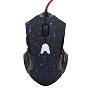 お買い得  マウス-ケーブル ゲーミングマウス 調整可能DPI バックライト 800/1200/1600
