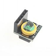 お買い得  Arduino 用アクセサリー-ラズベリーパイのためのクロックモジュールDS3231